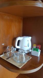 Kaffee-/Teezubehör in der Unterkunft Khun Ying House