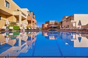 The swimming pool at or near Silver Beach Hotel & Apartments - All inclusive