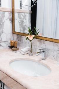 Un baño de Grand Hotel Majestic gia' Baglioni
