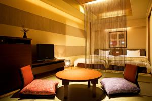 琴平グランドホテル桜の抄にあるシーティングエリア