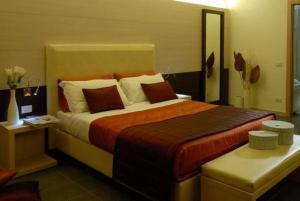 Кровать или кровати в номере Hotel Parco Dei Principi