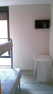 Litera o literas de una habitación en Albergue Muralla Leonesa