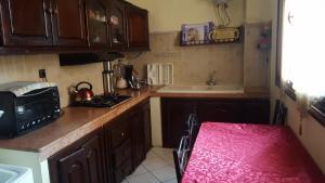 A kitchen or kitchenette at Marrakech