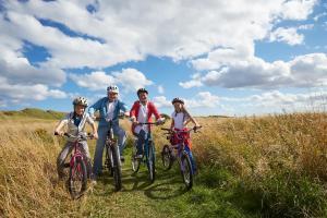 Biking at or in the surroundings of ibis Albert Pays de Somme