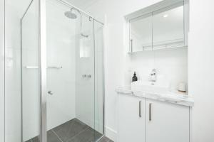 A bathroom at The Provincial - Central & Sophisticated