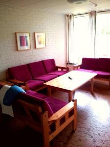En sittgrupp på Nordiska Folkhögskolan Bed and Breakfast