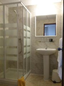 Bagno di Hostal Residencia Cardona