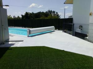The swimming pool at or near Belavista