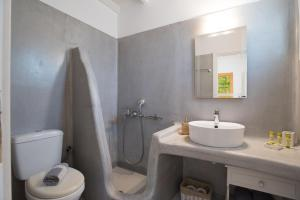 Ett badrum på Krotiri Bay