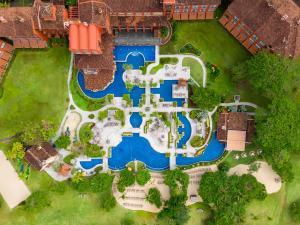 A bird's-eye view of Los Sueños Marriott Ocean & Golf Resort