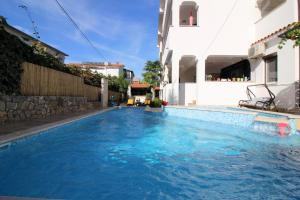 The swimming pool at or close to Dr. IGDA Apartments