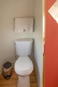 A bathroom at Hotel Luna Mystica