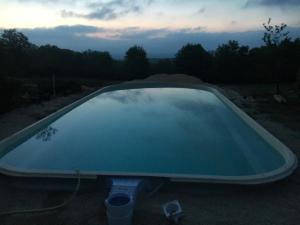 The swimming pool at or near Luxury Villa in Cazals with Swimming Pool