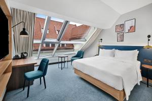 Voodi või voodid majutusasutuse Hilton Garden Inn Riga Old Town toas