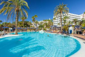 The swimming pool at or close to Corallium Beach by Lopesan Hotels