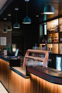 Salon oz. bar v nastanitvi Hotel Jesmond