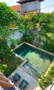 A view of the pool at Mudha Bali Villa Sanur 2 Bedrooms or nearby