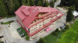 Гледка от птичи поглед на Клуб Хотел Янакиев