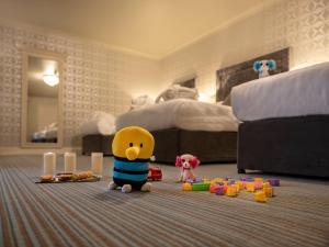 Children staying at Treacys Oakwood Hotel