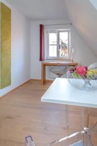 Küche/Küchenzeile in der Unterkunft Hezelhof Hotel
