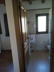Un baño de Hotel Rural El Molinar