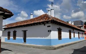 Piscina en o cerca de Casa Santa Lucia