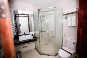 Phòng tắm tại Tuong Vi 2