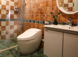 悠森境渡假村衛浴