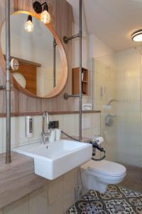 Ein Badezimmer in der Unterkunft Hotel Luise-Luisenhof