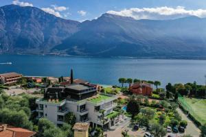 A bird's-eye view of Hotel La Fiorita
