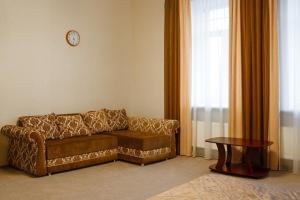 Гостиная зона в Россия отель