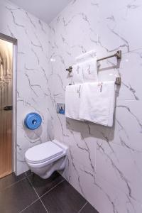 Ванная комната в Алекс Отель на Васильевском Острове