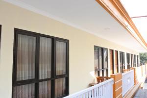 Ein Balkon oder eine Terrasse in der Unterkunft Morse Guesthouse Syariah