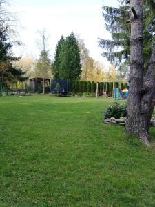 Zahrada ubytování Chalupa v Beskydech Sofie