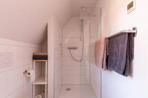 A bathroom at main3 - schlafen am fluss