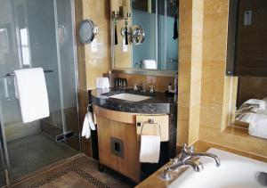 Un baño de Wanda Vista Beijing