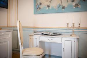 Cucina o angolo cottura di Les Suite Royales