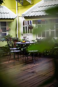 Restaurant ou autre lieu de restauration dans l'établissement The Twenty Lodge