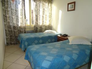 A bed or beds in a room at Hostel Nova Orla