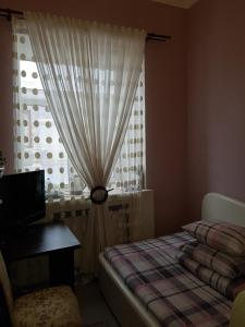 Кровать или кровати в номере Blackberry