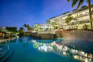 Der Swimmingpool an oder in der Nähe von Gamboa Rainforest Reserve
