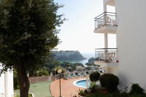 Vista de la piscina de Menorca Bonavista o alrededores