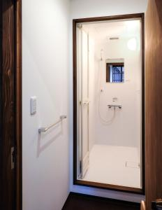 GUESTHOUSE UMENOYAにあるバスルーム