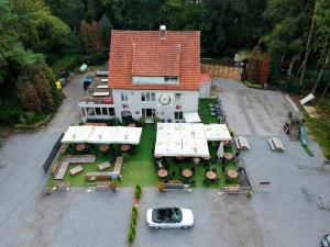 Een luchtfoto van B&B The New Challenge