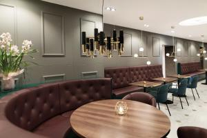 Loungen eller baren på Elite Grand Hotel Norrköping