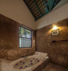 A bathroom at Green Casa
