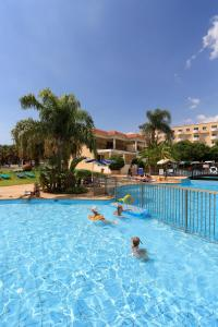 The swimming pool at or near Jacaranda Hotel Apartments