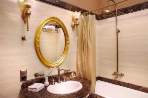 Ванна кімната в Staro Hotel