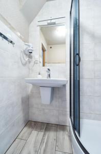 Łazienka w obiekcie U Stasi