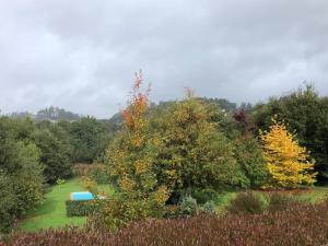 Uma vista da piscina em Quinta Lamosa Agroturismo ou nas proximidades